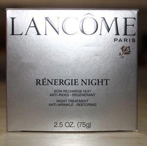 Lancome Renergie Night Treatment Creme - BNIB